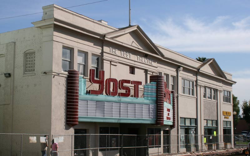 The Yost Theatre in Santa Ana, California theater has paranormal investigators stumped.