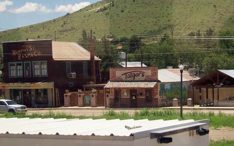 The small town of Alpine, TX is full of big secrets.