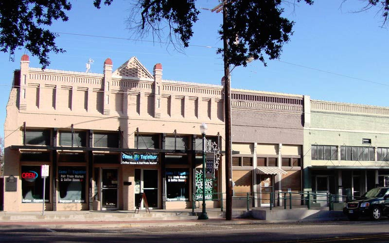The downtown area of Canton, TX could quite possible be the most haunted area of town.