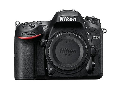 Nikon D7200 - Winner of The Best Mid Range DSLR Cameras for Wildlife Photography