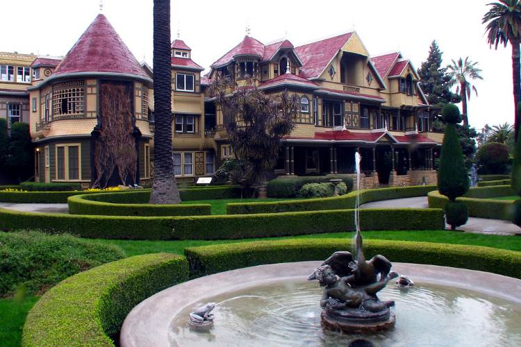 New Hidden Room Discovered At The Winchester Mystery House