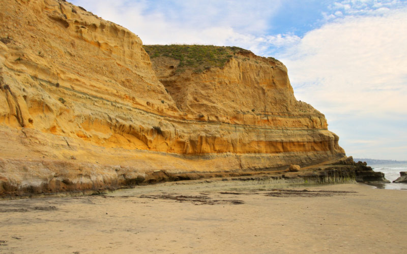 San Diego has numerous parks, but we submit that Torrey Pines is one of the most haunted.