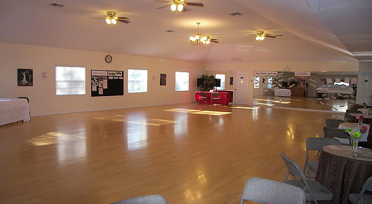 This ballroom is home to dancing lessons and very friendly and talented teachers, don't let the rumors of hauntings scare you away.