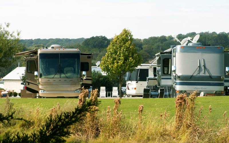 10 Most Haunted Rv Parks In Texas