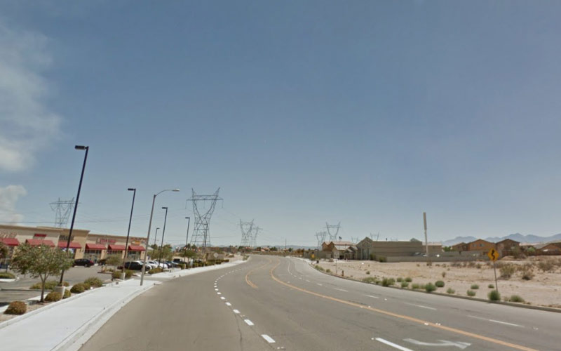 El Evado Road in Victorville California is one of the more haunted roads in the State.