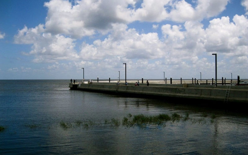 Okeechobee in Florida is a hotbed for paranormal sights.