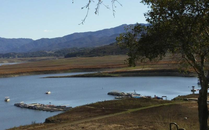Santa Barbara isn't one of the most haunted areas in California, but Cachuma Lake certain is.