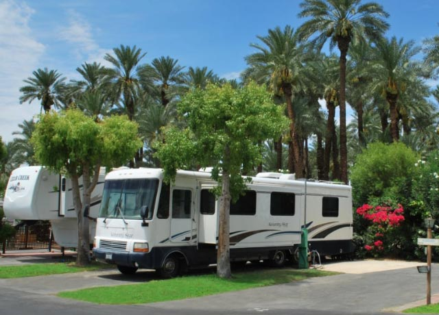 Indio is home to Indian Wells Sun RV Resort, which is one of the most haunted RV parks in all of California, and most of America for that matter.