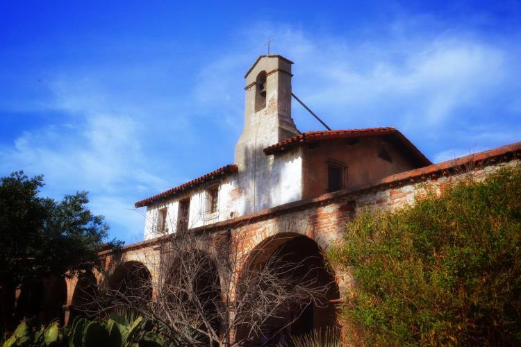 Visit These 7 Haunted Missions in California At Your Peril
