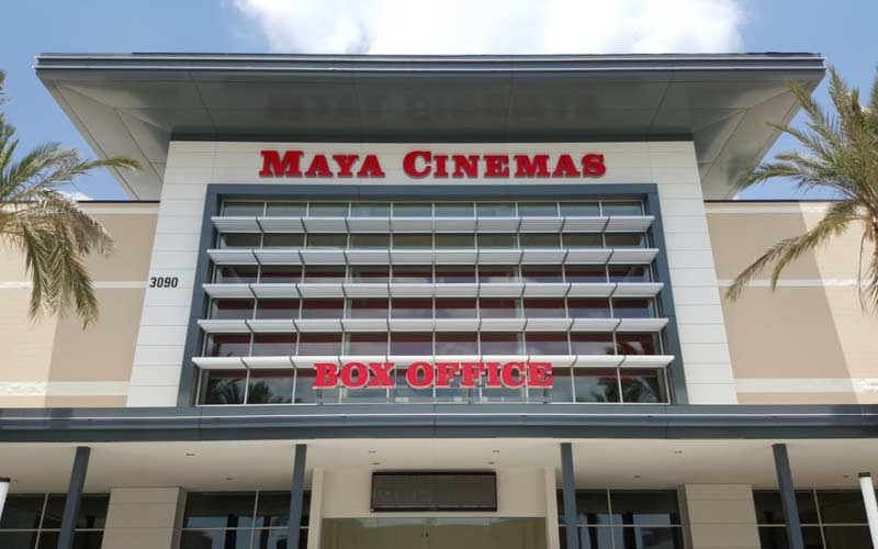 Maya Cinemas has been the home to numerous reported paranormal occurrences.