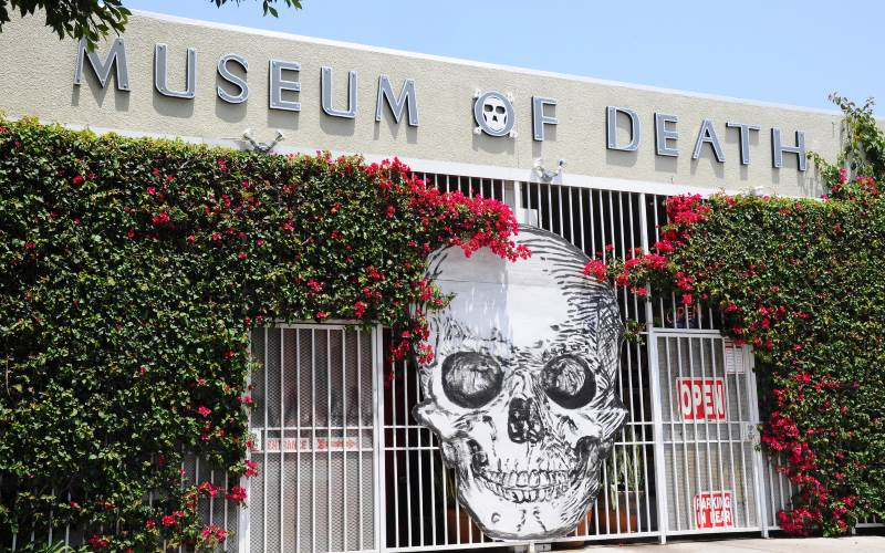 A Morbid Tour of Horror at the Museum of Death