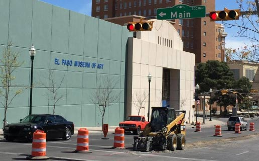 The El Paso Museum of Art is home to all sorts of creative energy, and that is not the only kind.