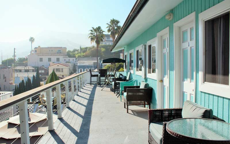 Haunted Avalon: The Dead Captain of the Catalina Boat House Hotel