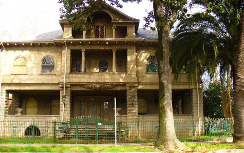 The Martinez House is notoriously haunted,