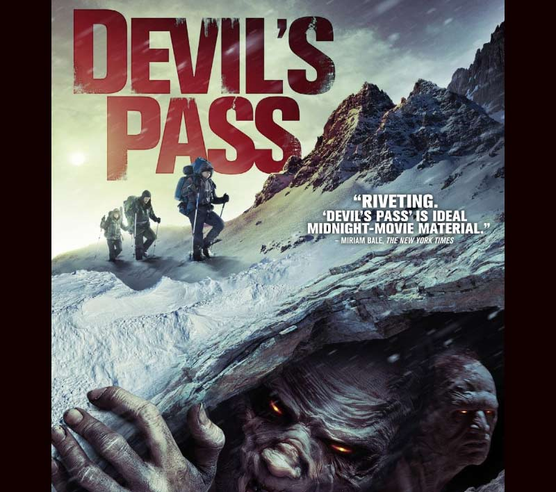 Have you seen Devil's Pass yet? Check it out soon, it's worth the stream.