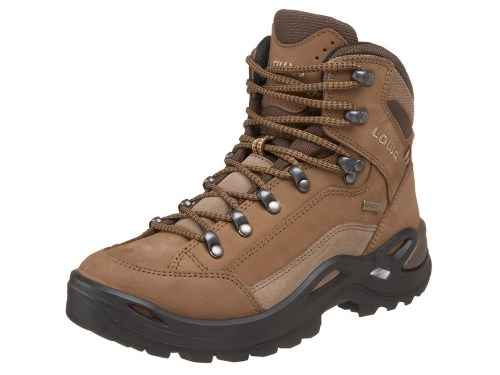 The 6 Best Waterproof Hiking Boots For Women (Essential Review) - Lowa Women's Renegade GTX Mid Hiking Boot