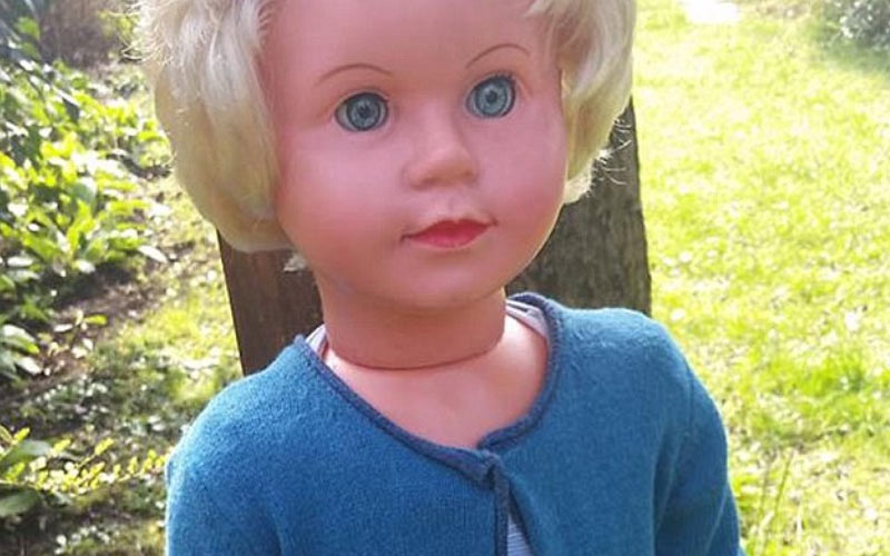Peggy is one of the most haunted dolls in the world. She will give you chest pain after you watch her video.