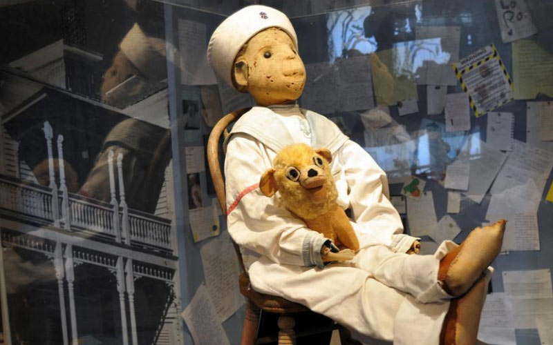 Robert The Doll resides in Florida, and some who visit it seem to regret it soon after.