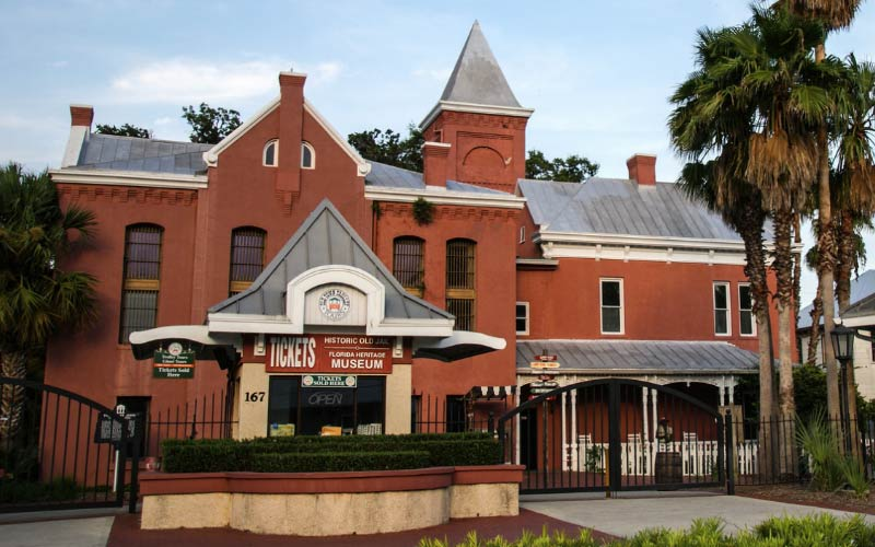 The Old St. Augustine Jail is a museum now, but it used to hold such evil, sinister feelings that some of them seem to have stuck around long after their hosts have died.