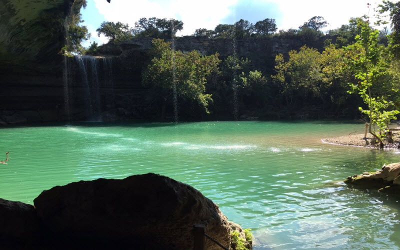 Evil Ushers to Hell at Hamilton Pool Preserve – Dripping Springs, TX