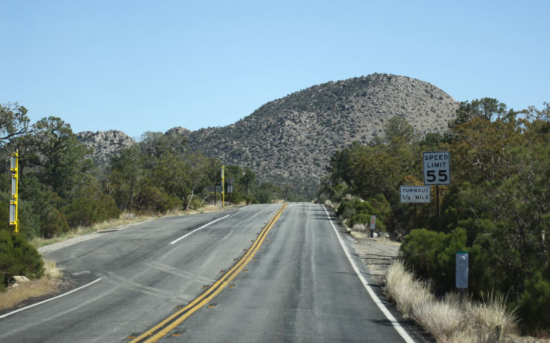 Ortega Highway in San Juan Capistrano, CA is a long, old, haunted road.