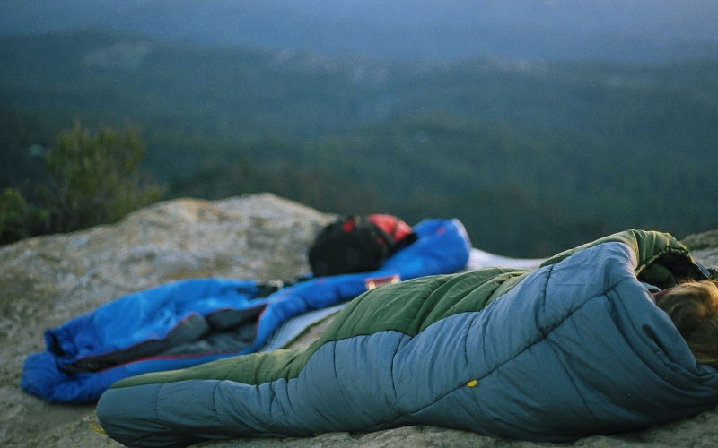Choosing a backpacking sleeping bag is just as important as getting out there in nature in the first place.
