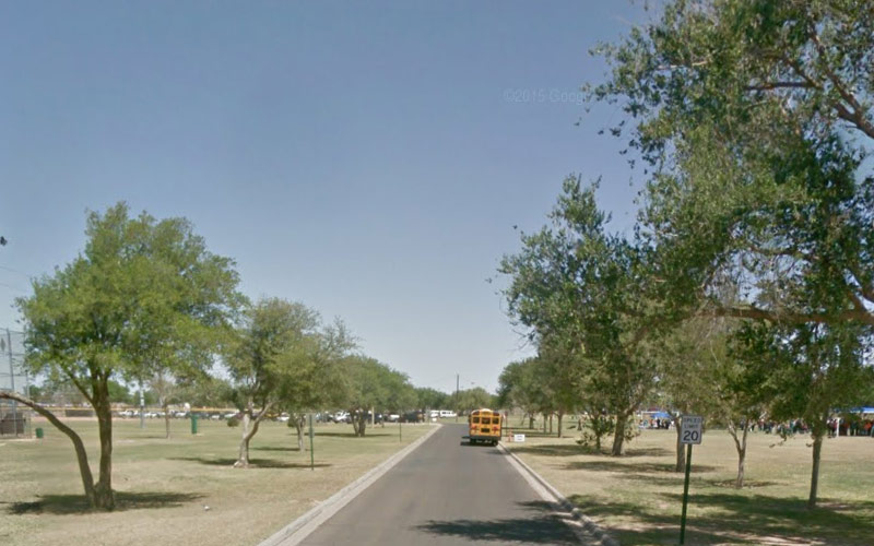 Hogan Park Rd in Midland, Texas is home to many baseball diamonds, but one of them is haunted. Want to know which? Go find out for yourself.