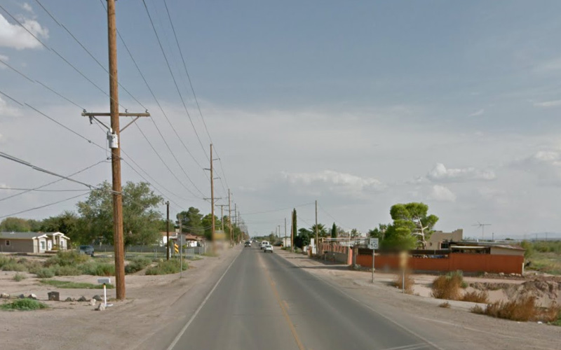 Soccoro Road in Texas is a great place to face your fears, if you're afraid of the paranormal that is.
