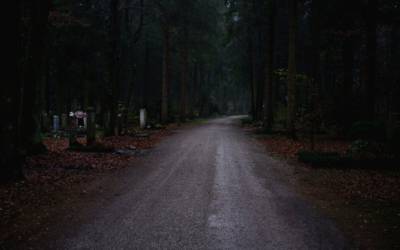 Horrific Evil Lurks on These 9 Haunted Roads in West Texas