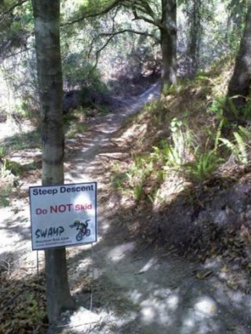 The Abyss Trail in Riverview, Florida is certainly haunted.