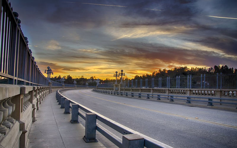 Colorado Street Bridge - Pasadena