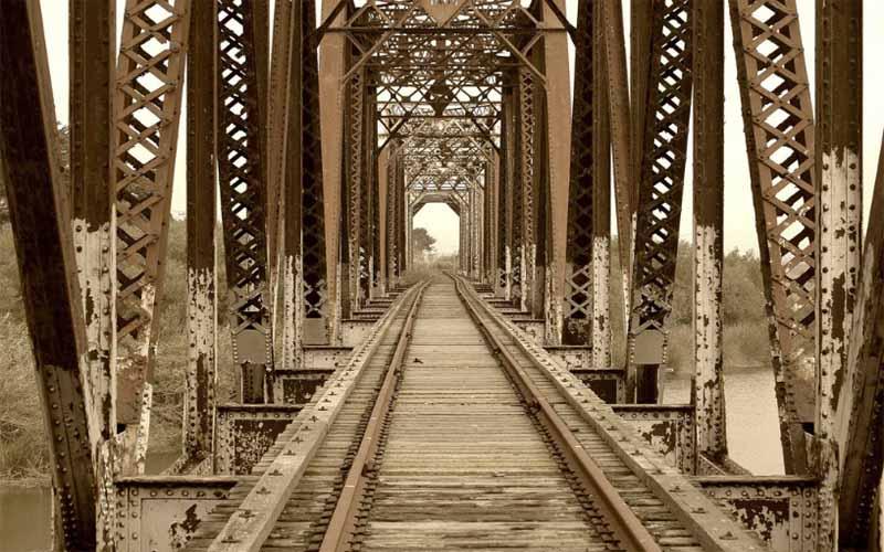 Salinas River Railroad Bridge – Salinas