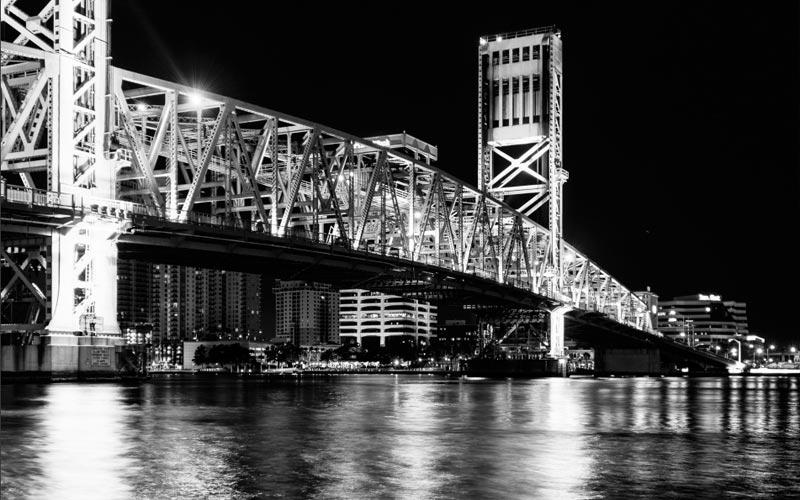 Mainstreet Bridge – Jacksonville