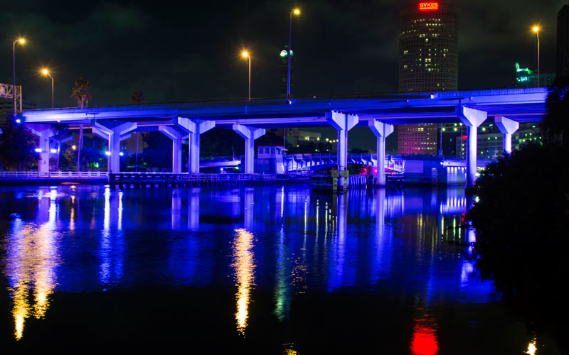 Selmon Street Bridge – Tampa