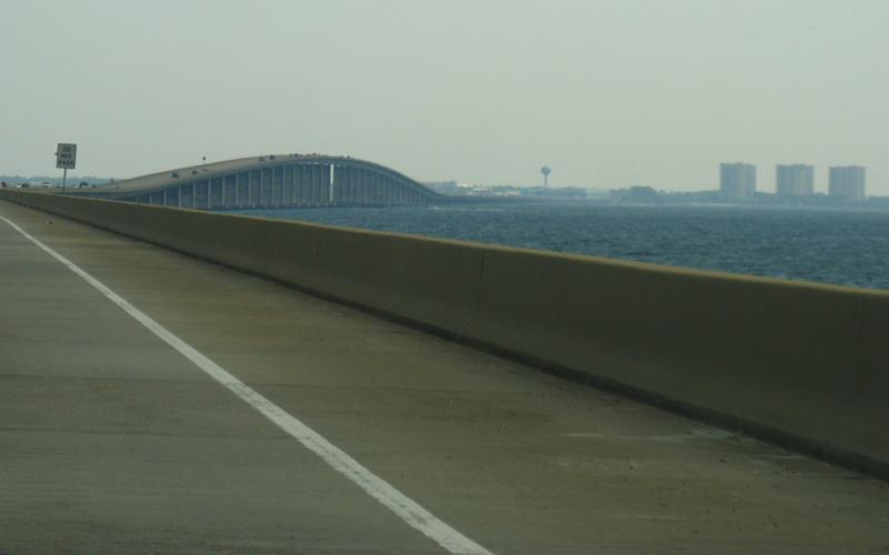 Mid-Bay Bridge – Destin