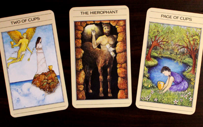 The cards could determine your fate, do you believe in the tarot?