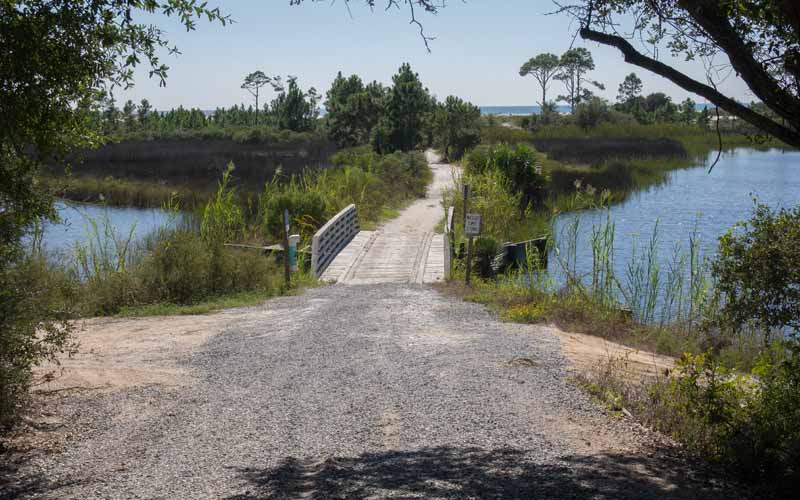 Camp Helen State Park – Panama City Beach