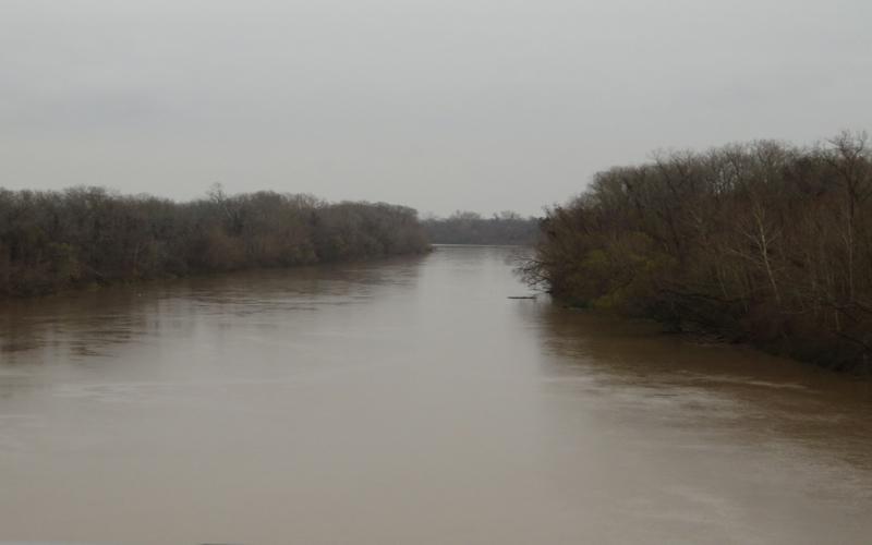 Brazos River – San Felipe
