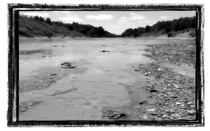 North Sulphur River – Lamar County