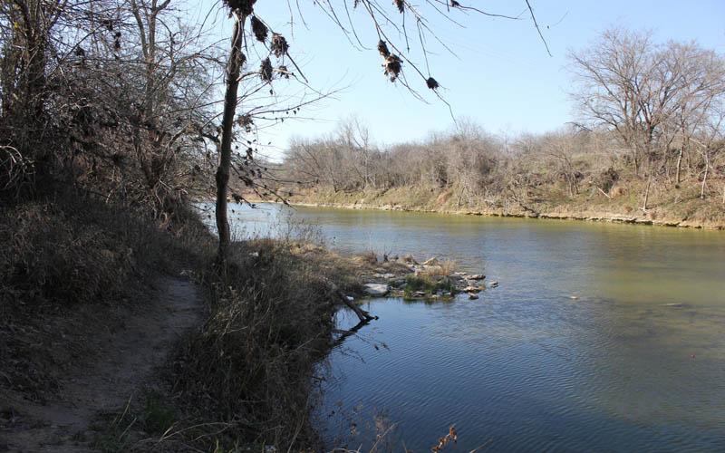 Bosque River – Clifton