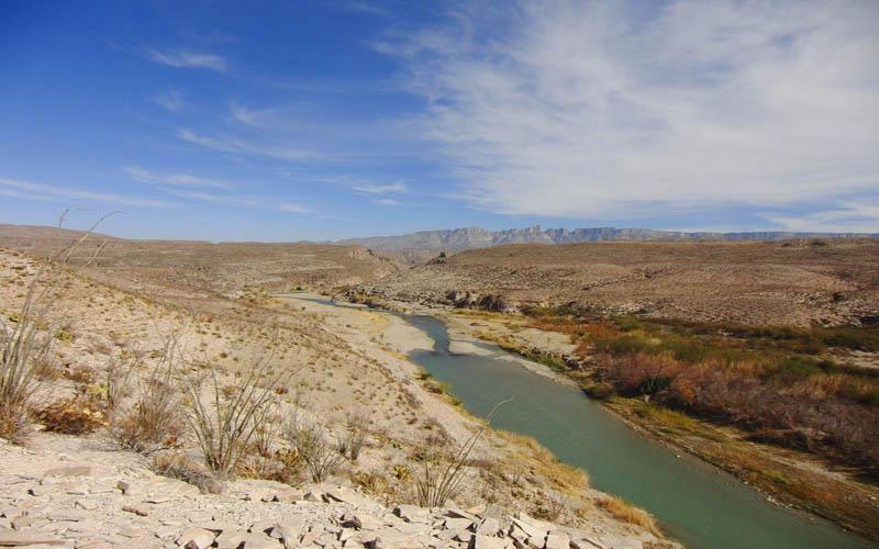 Big Bend River – Terlingua