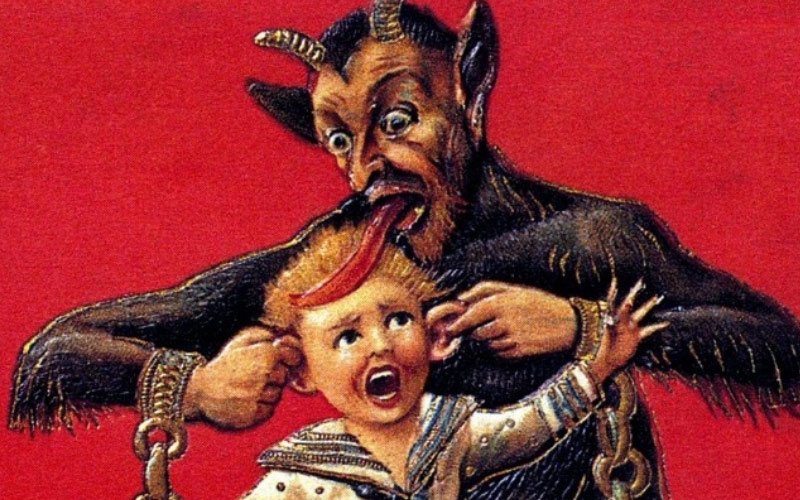 This Is The True Sinister Origin Behind 5 Popular Christmas Stories