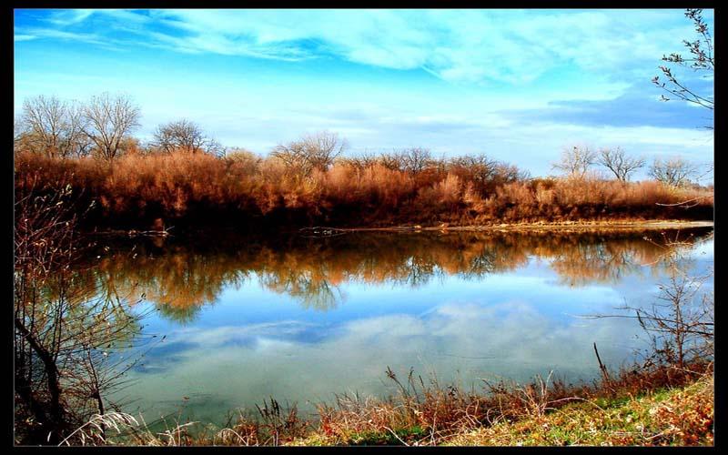 Sacramento River - Tehama County