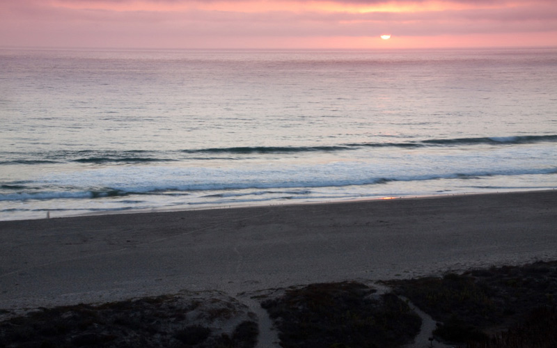 Sunset State Beach State Park Campground - Watsonville