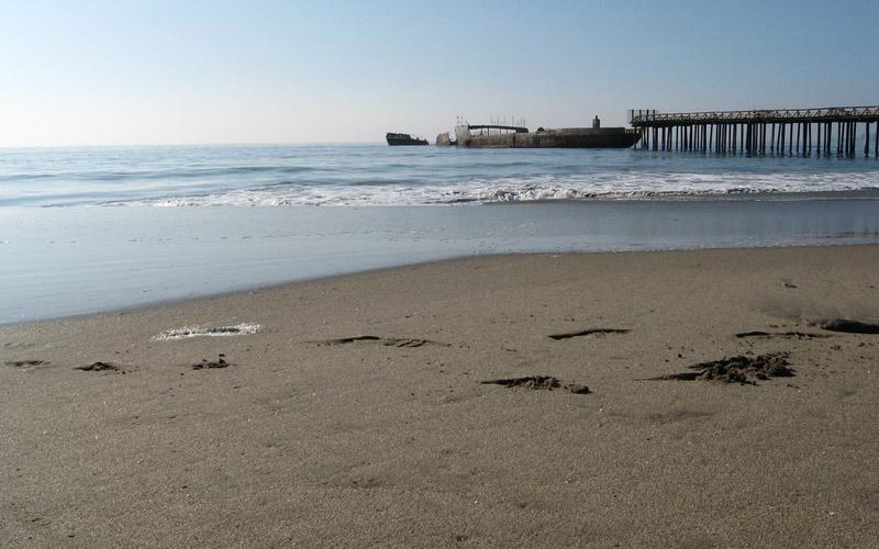 Seacliff State Beach - Aptos
