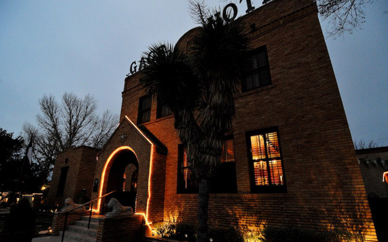Violent Paranormal Visions at the Gage Hotel in Marathon