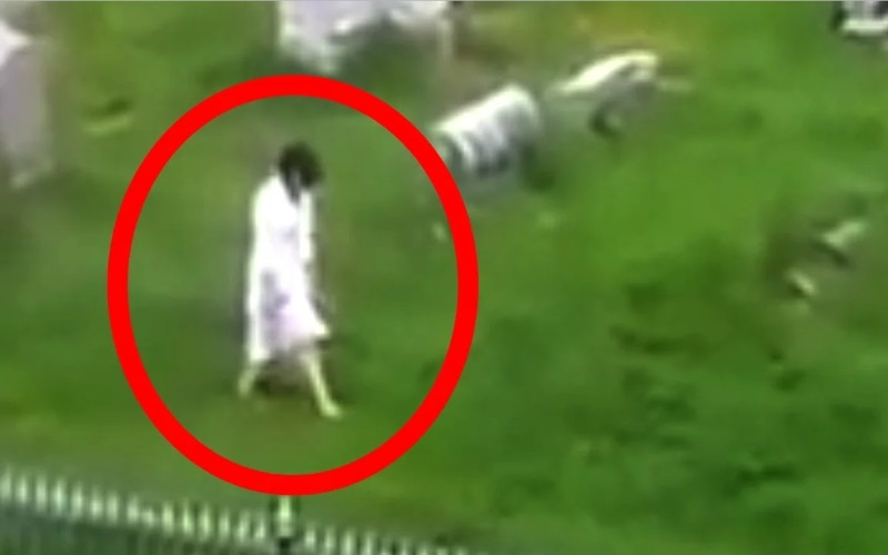 Are These Real Ghosts Caught On Tape?
