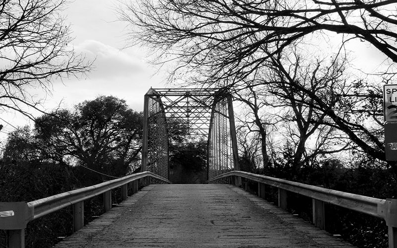 What In The Hell Is Going On At This Haunted Texas Bridge Lately?