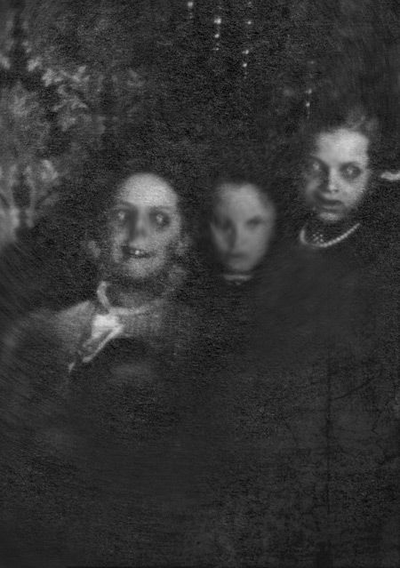 Ghosts in the form of little children shows up in the park.