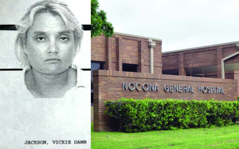 Vickie Dawn Jackson – Angel of Death – Nocona, TX